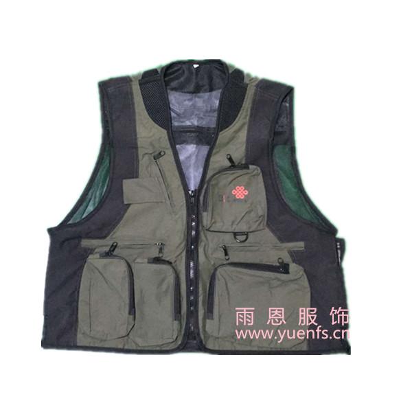 中国联通摄影马甲